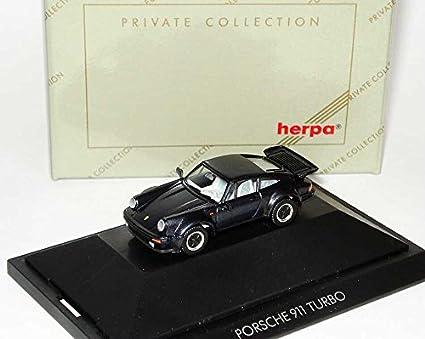 Porsche 911 930 Turbo Modellauto herpa 1:87