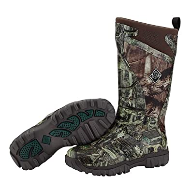 Amazon.com | Muck Boot Men's Pursuit Supreme Hunting Shoes | Hunting