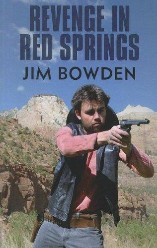 book cover of Revenge in Red Springs