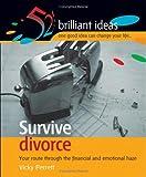 513P7P788BL. SL160  Survive Divorce (52 Brilliant Ideas)