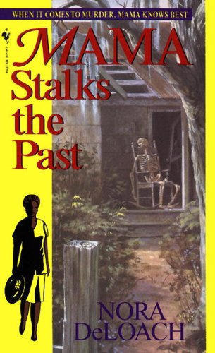 book cover of Mama Stalks the Past