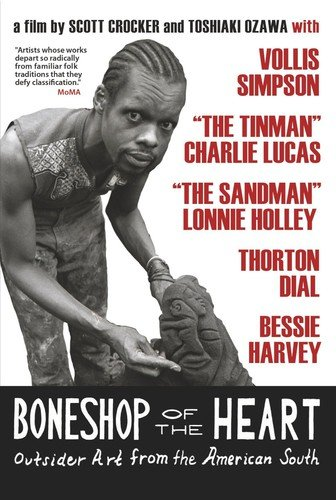 DVD : Lonnie Holley - Bone Shop Of The Heart (DVD)
