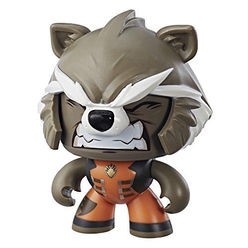 Marvel Mighty Muggs Rocket Raccoon #8 - Mighty Muggs Ironman