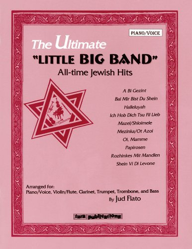 THE ULTIMATE LITTLEBIG BAND ALL-TIME JEWISH HITS PACK