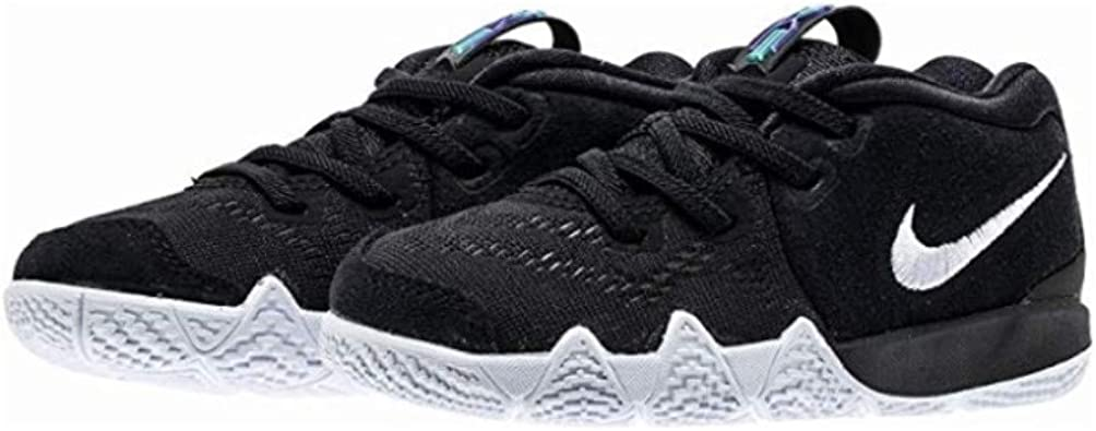 Nike Kyrie 4 Toddler Boys Shoe Black