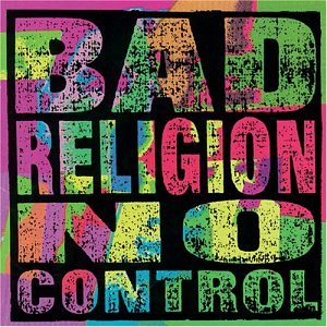 CD : Bad Religion - No Control (Remastered, Reissue)
