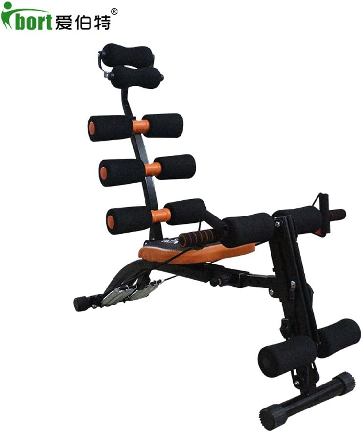 Ibort AB Abdominal Trainer Bank Six Pack Care BT-3J33: Amazon.es ...