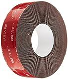 "3M VHB Heavy Duty Mounting Tape 5952, 1.875"" width x 5yd length (1 Roll)"