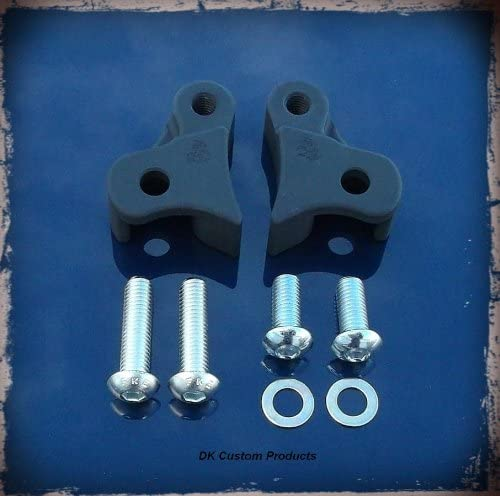 TMW 1 Inch Lowering Kit for Harley-Davidson Touring Models DK-LB-TRG02UP-B