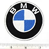 KLB TRADE Famous Car Logo Iron on or Sew on