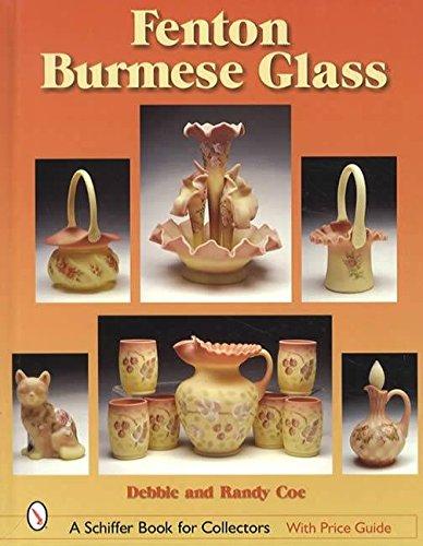 Fenton Burmese Glass (Schiffer Book for ()