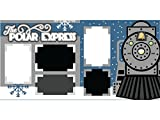 """The Polar Express"" Scrapbook Kit"