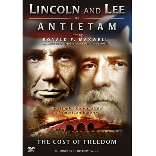 Lincoln Dvd (Lincoln and Lee at Antietam: The Cost of Freedom)