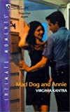 Mad Dog and Annie, Virginia Kantra, 0373271182