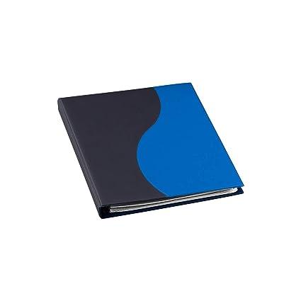 Visitenkartenbuch Im Format Din A4 Inklusive Register Für