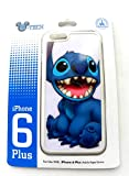 Disney D-tech Stich Character Happy Face For Iphone 6 Plus Phone Hard Case