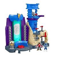 Centro de Comando de los Power Rangers Imaginext de Fisher-Price