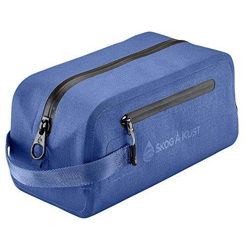 Såk Gear DoppSåk Waterproof & Leak-Proof Travel Toiletry Bag   Blue