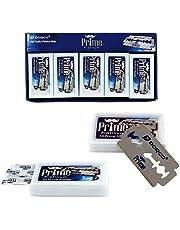 Dorco Prime - Cuchillas de afeitar de doble filo (100 unidades)
