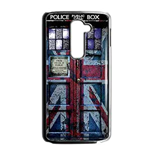 Doctor Who Design Brand New And High Quality Hard Case Cover Protector For LG G2