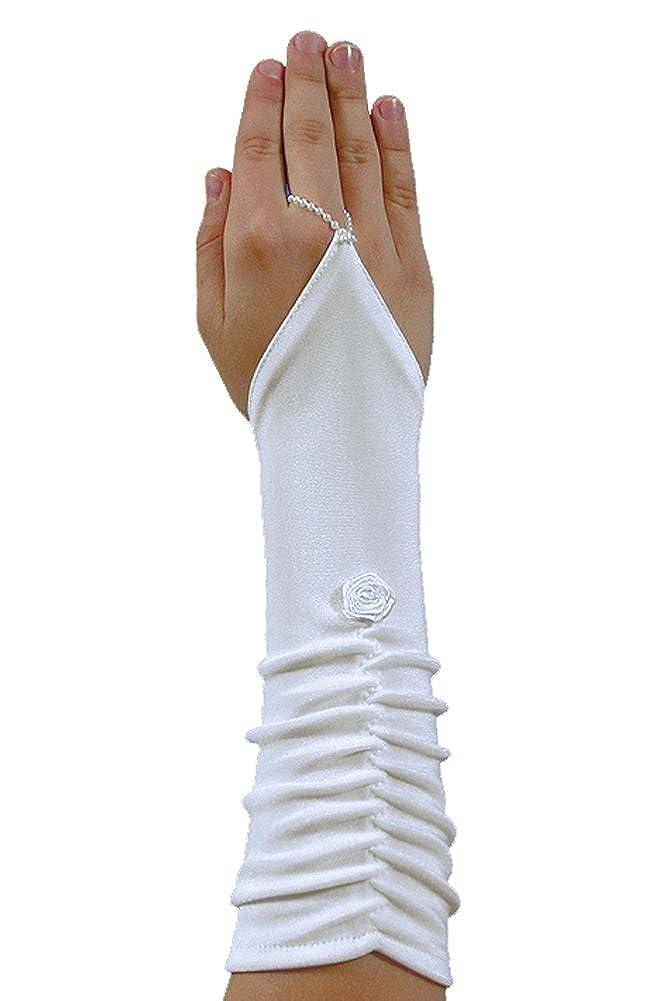 Röschen  *NEU* *NEU* Elegante Kommunion Handschuhe