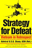 Strategy for Defeat, Grant Sharp, 0891416722