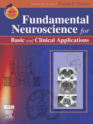 Fundamental Neuroscience for Basic and Clinical Applications: With STUDENT CONSULT Online Access (Haines, Fundamental Ne