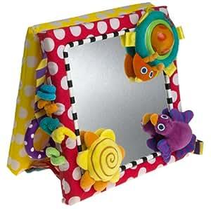 Sassy juguete de beb espejo 20263 juguetes y juegos - Espejo coche bebe amazon ...