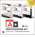 img - for [(CompTIA A+ Complete Certification Kit Recommended Courseware: Exams 220-801 and 220-802 )] [Author: Quentin Docter] [Aug-2013] book / textbook / text book