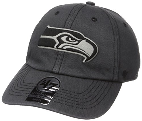 Fitted Seattle Seahawks Hat - 4