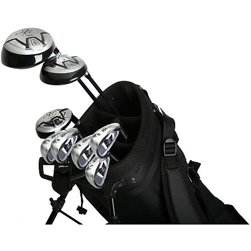 Nextt Golf Men's Z One Elite Complete Set, 17 Piece (Left Hand Outfit)