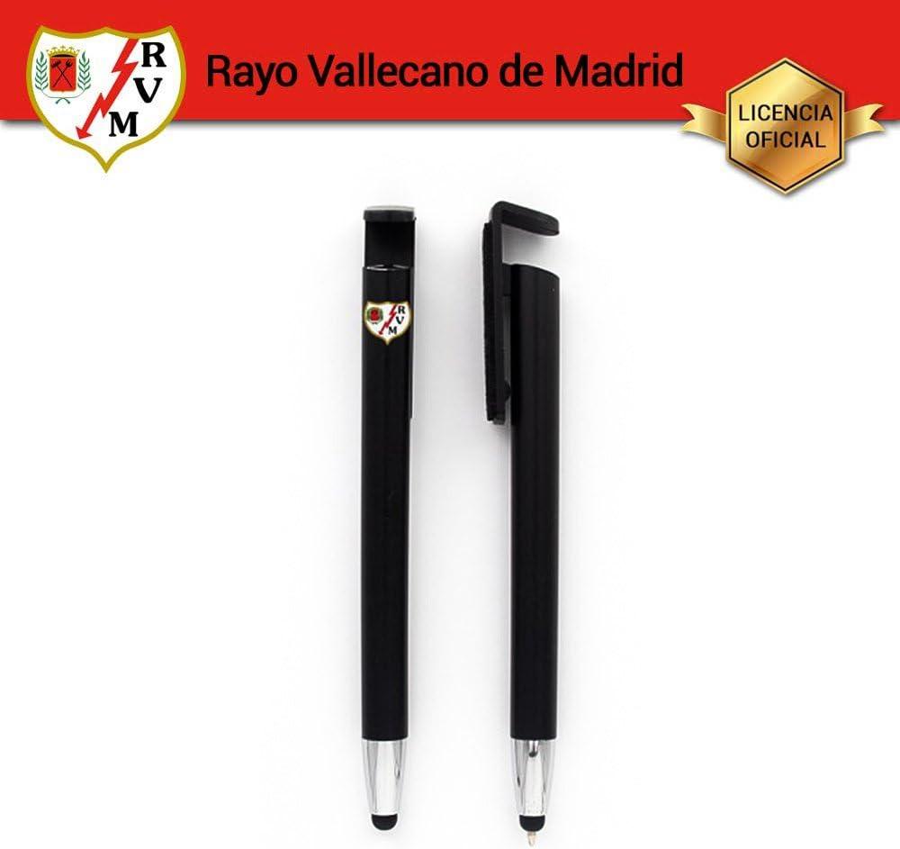 Rayo Vallecano Bolígrafo Touch Pen Soporte para Smartphone, Lápiz ...