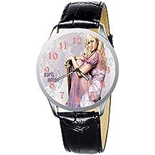 LCW158-1 New Paris Hilton Stainless Wristwatch Wrist Watch