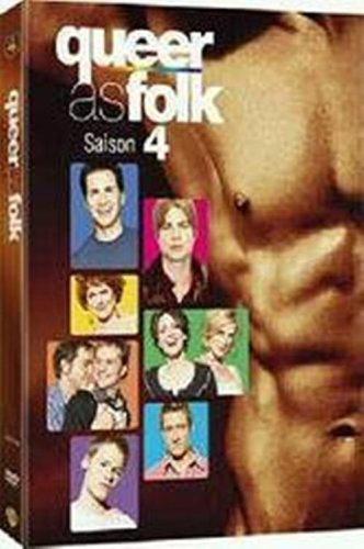 Queer as folk: Lintégrale de la saison 4 - Coffret 4 DVD Import ...