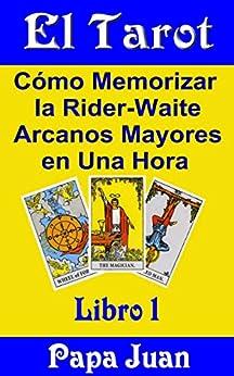 Memorizar Rider Waite Arcanos Mayores Spanish ebook product image