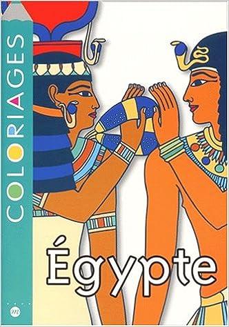 Livre gratuits en ligne Coloriages Egypte epub, pdf
