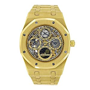 Audemars Piguet Royal Oak Automatic-self-Wind Male Watch (Certified Pre-Owned)