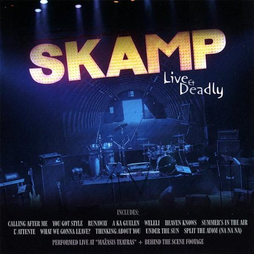 Live & Deadly 2007 by CD Baby