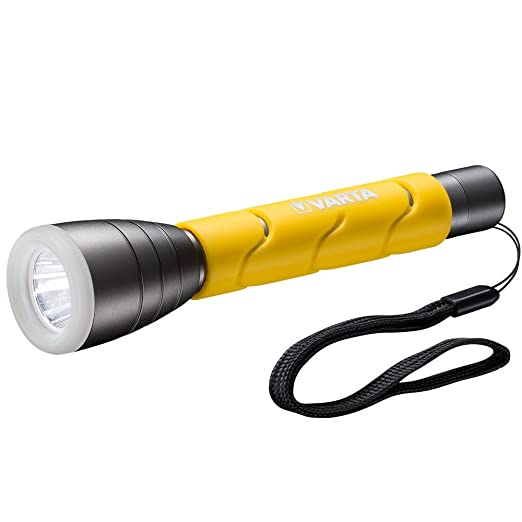 Keep One on Your Boat Glow in the Dark Anodized Aluminum 30 Day LED Flashlight