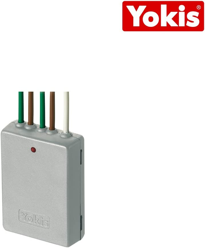 emetteur 4 canaux power yokis e4bpp