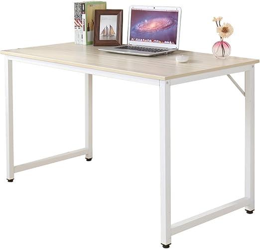 soges escritorios 120 x 60 cm Mesa de Ordenador Compacto ...