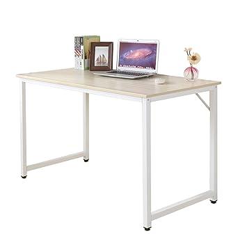 Need escritorios 120 x 60 cm Mesa de Ordenador Compacto Resistente ...