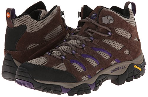 Merrell Men's Moab Ventilator Mid Hiking Boot Review | Todays Camping Gear