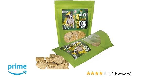 Amazon Com Ella S Diabetic Dog Treats Combo Pack 16 Oz Sweet