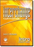 Interchange Intro Student's Book with Self-Study DVD-ROM, Jack C. Richards, 1107648661