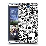 Head Case Designs Panda Doodle Galore Hard Back Case for HTC Desire 816