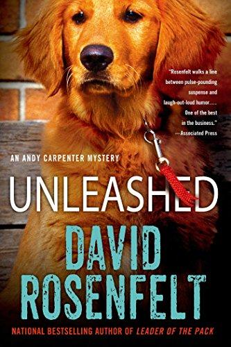 Unleashed Carpenter Mystery David Rosenfelt ebook product image