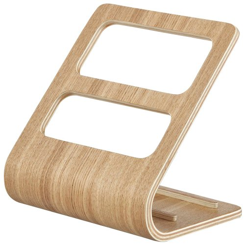 yamazaki-home-7361-rin-plywood-remote-control-organizer-beige