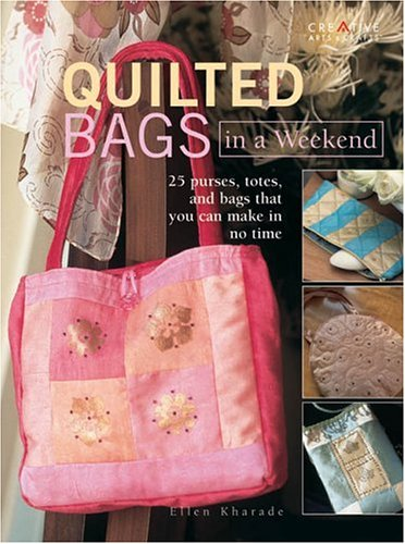 Quilted Handbag Patterns - 6