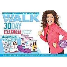 Leslie Sansone: 30 Day Walk Off Kit (2013)
